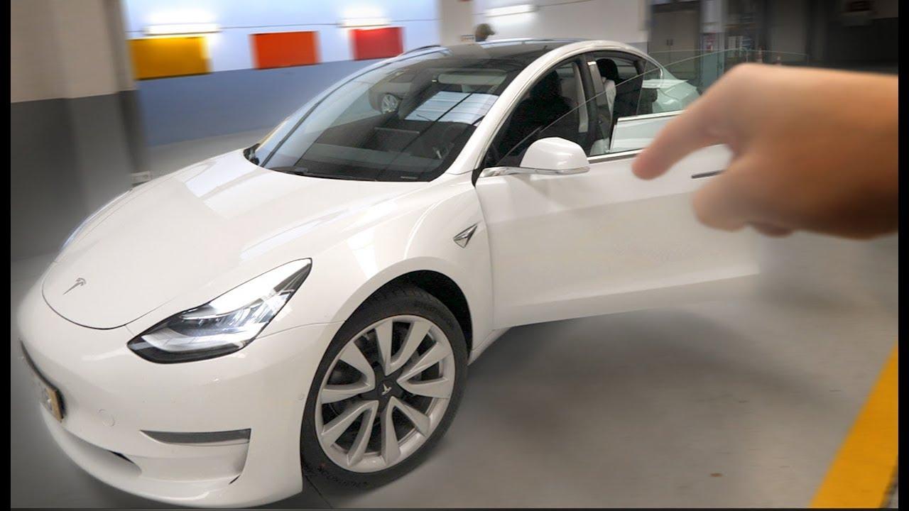 Tesla Model 3 Antes/Depois O Que Precisas Saber ( Peliculas, PPF, Wrapping)