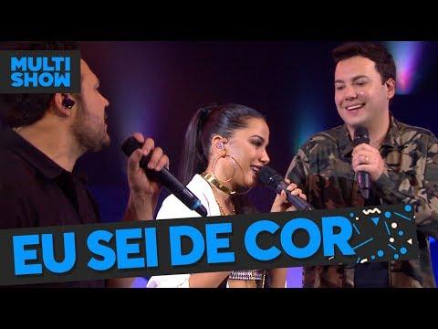 Eu Sei De Cor  Anitta + João Bosco & VinÍcius  Música Boa Ao Vivo  Música Multishow