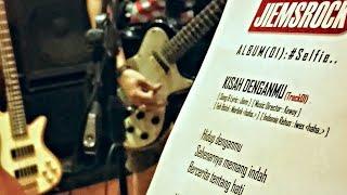 Jiemsrock - Kisah Denganmu ( Sample - Live Akustik Version ) - Lagu Terbaru Indonesia 2014 / 2015