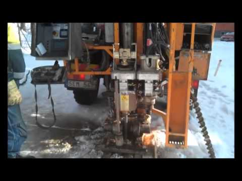 CPT - Cone Penetration Test with Geotech Nova Acoustic