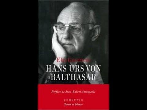 LA TOTAL DISPOSICIÓN AL PADRE Según Hans Urs Von Balthasar _ 26