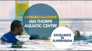 Ian Thorpe Aquatic Centre Wins National Aquatic Industry Safety Award