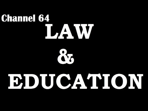 (FAN MADE) Law & Education: The Poly Ones (Pilot)