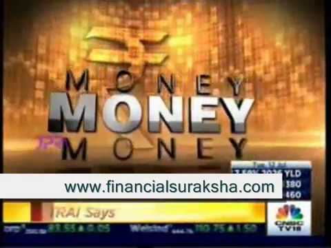 Insurance Ombudsman - CFP Harshvardhan Roongta On CNBC TV18  Money Money Money Show 12/07/2016