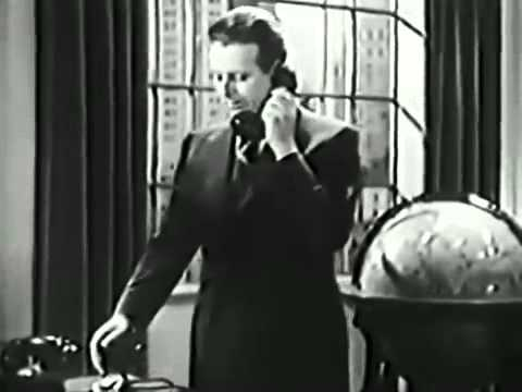 EXILED TO SHANGHAI 1937 Wallace Ford, full movie