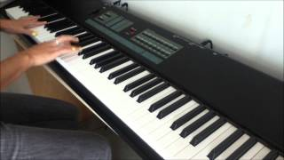 Ariana Grande - Just a Little Bit of Your Heart (piano accompaniment)