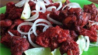 Chicken 65  Chicken 65 recipe  in Tamil  Chicken Fry  Bingiz Kitchen