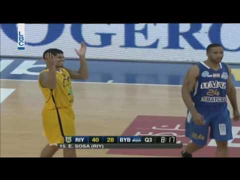 Lebanese Basketball   Season 20162017   Edgar Sosa Steal