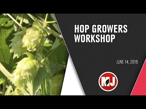 Hop Growers Workshop | June 14, 2019
