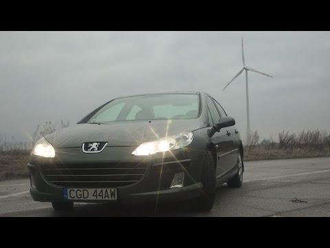 Peugeot 407 test poradnik wady i zalety