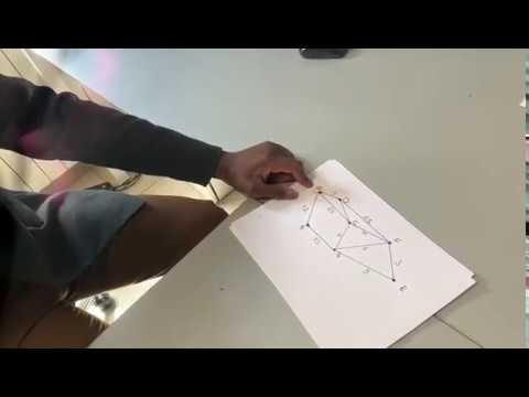 Algorithme de Dijkstra de court chemin ARPM T ES PREPA BAC+1/2 - YouTube