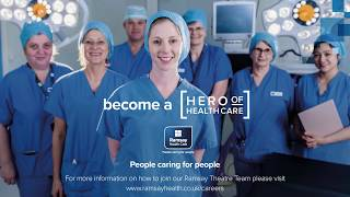 Recovery Staff Nurse from Ramsay Health Care