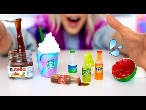 Making The SMALLEST Slime In The World! How To Make DIY Mini