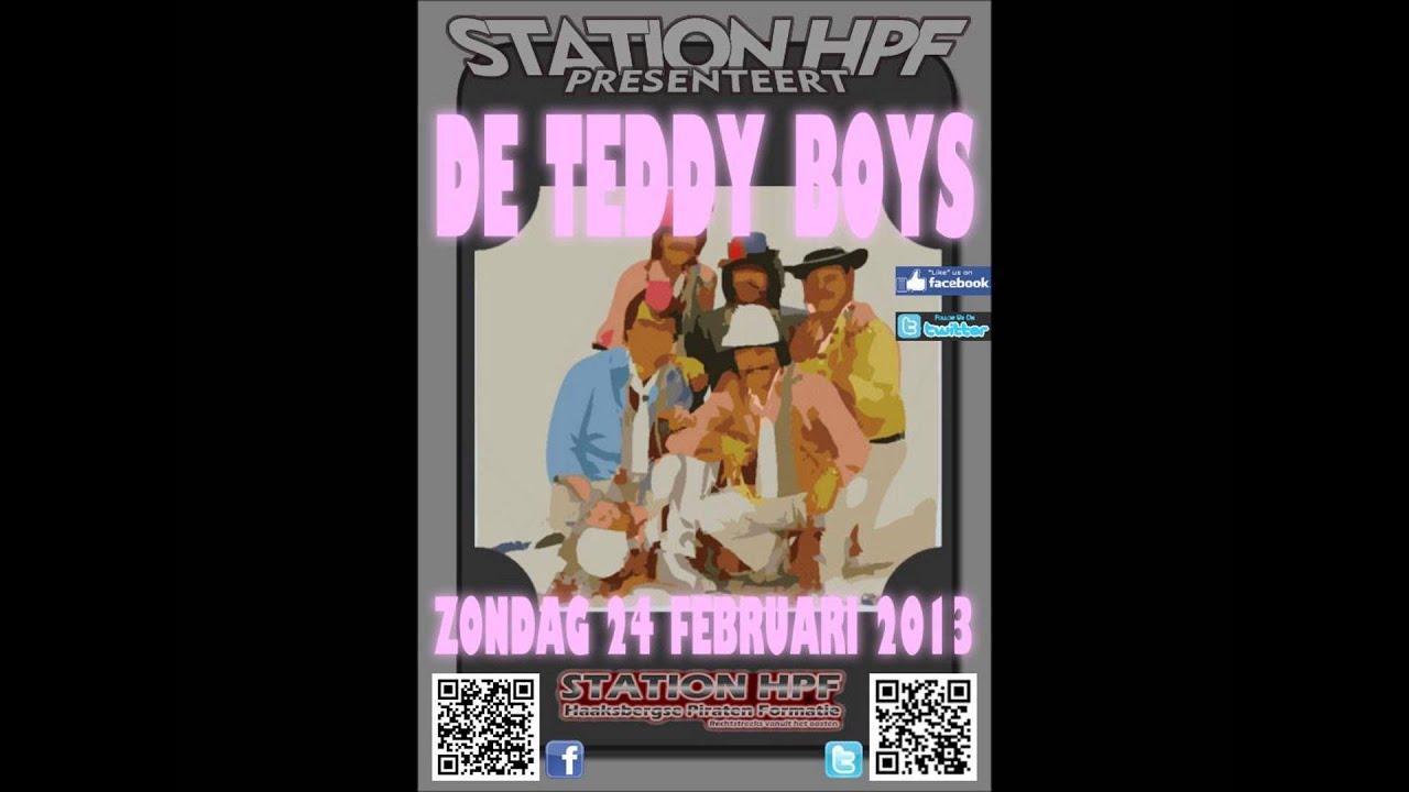 Station HPF Presenteert: De Teddy Boys!