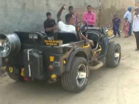 Landi Jeep Harjit Badmaash Youtube