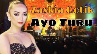 Download ZASKIA GOTIK - AYO TURU (Single Terbaru)Festival Pesona Lokal Makassar