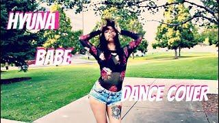 Hyuna (현아)   Babe   Dance Cover