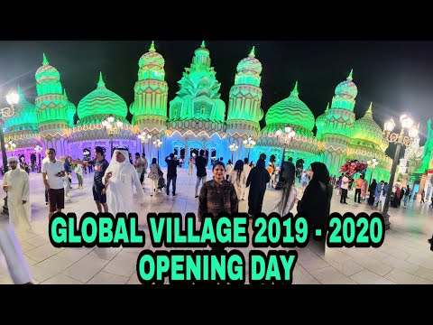 Global Village Dubai 2019 – 2020 | Dubai Tour | Dubai Tour | dubai global village