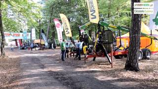 Sprzęt leśny w Rogowie