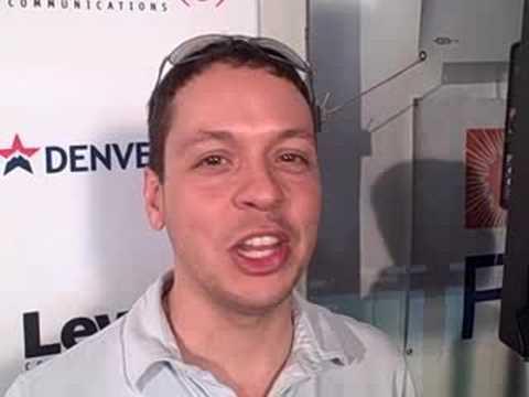 Markos Moulitsas of Daily Kos shouts out to Viva Chuck Todd