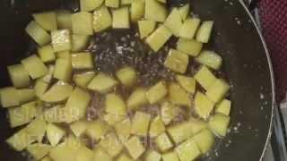 Korean Side Dishes | Glazed Potatoes (gamja Jorim 감자조림)