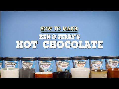 Hot Chocolate  | Ben & Jerry's