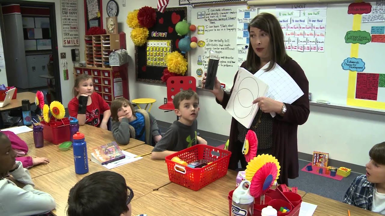 Elementary Classroom Playlist : Jennifer harry bennett elementary teacher of the year
