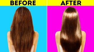 37 Secret Hair Hacks And Tricks