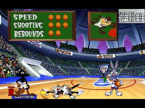 Space Jam (Sculptured Software) (MS-DOS) [1996]