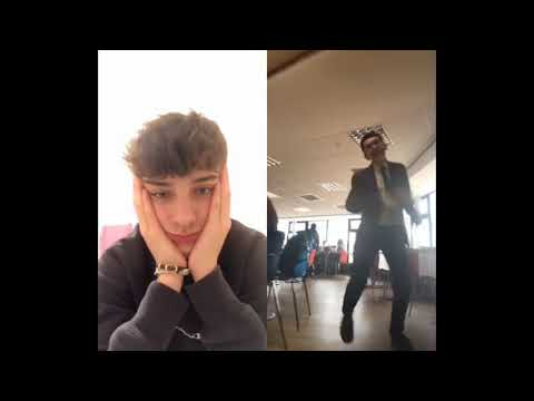 the git up dance Tik Tok Memes compilation