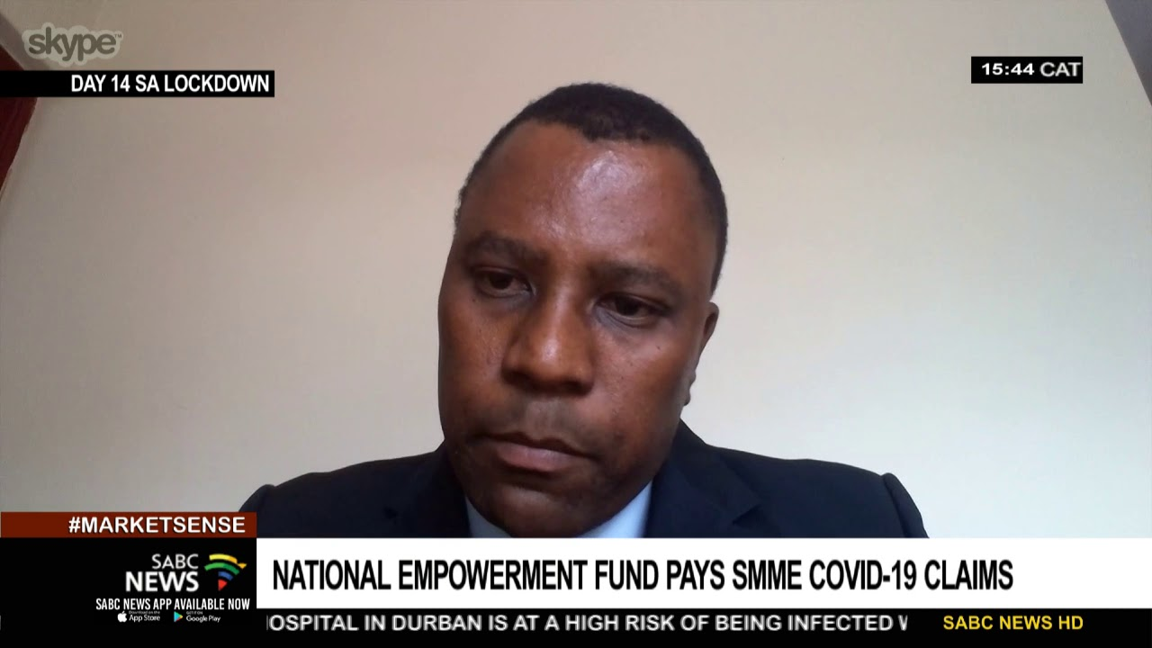 Applying for COVID-19 Black Business Fund: Mziwabantu Dayimani