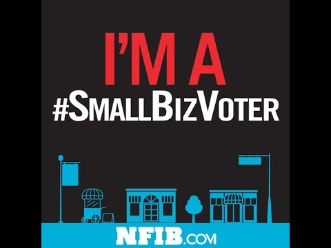 NFIB Member Hugh Joyce explains why he is a #smallbizvoter