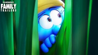 Smurfs: The Lost Village | ALL Clips and Trailers for the animated family movie
