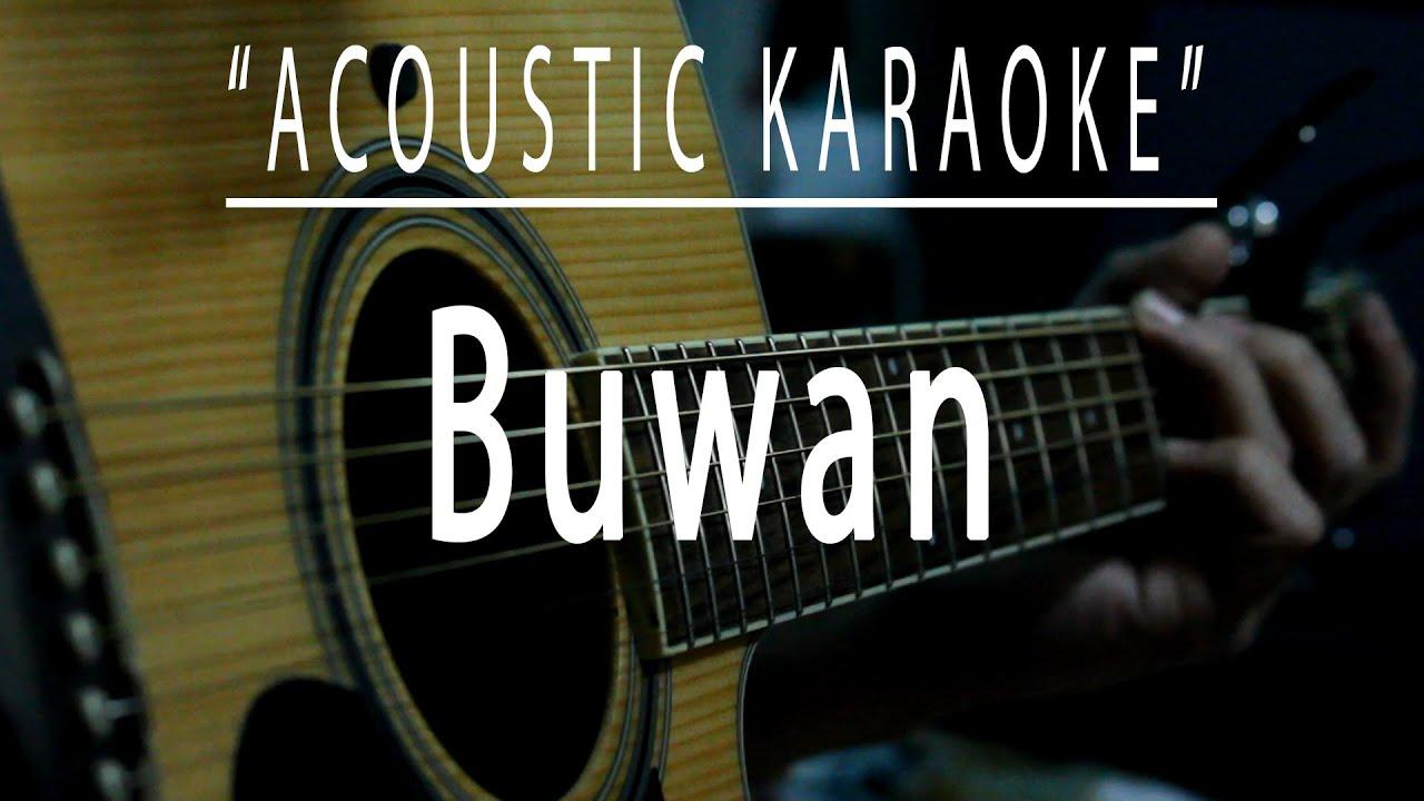 Buwan - Acoustic karaoke (Juan Karlos Labajo)