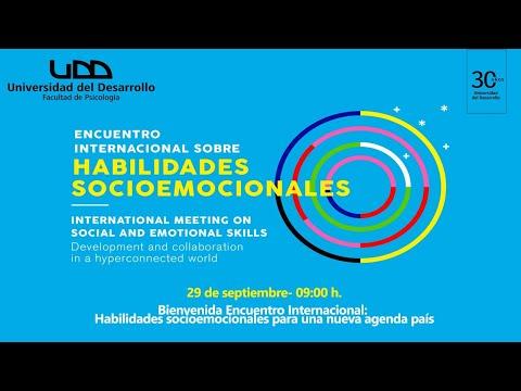 Bienvenida Encuentro Internacional