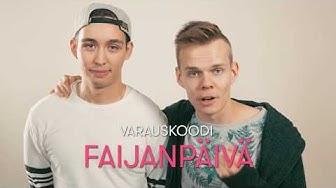 Faijanpäiväristeily 2 Silja Symphonylla 11.-13.11.2017