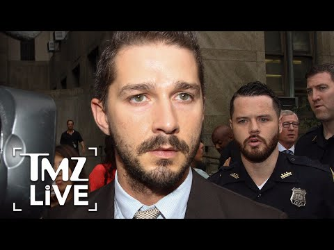 Shia Labeouf Apologizes For Racist Rant | TMZ Live