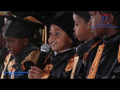 Prestigious Vineyard Academy Graduation