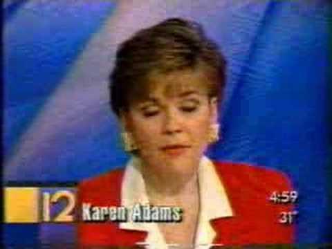 WPRI News Promo/Clip from March '93