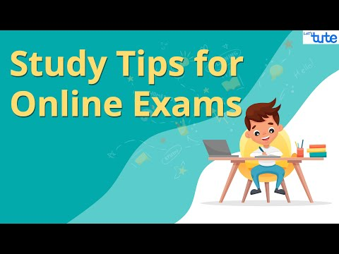 Study Tips to appear for Online Exams 2021 | Exam Tips for Students | Letstute
