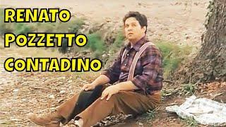 Renato Pozzetto ► Il Ragazzo di Campagna... La Dura Giornata da Contadino