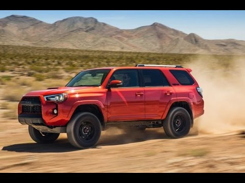 2017 toyota 4runner off road and track reviews youtube. Black Bedroom Furniture Sets. Home Design Ideas