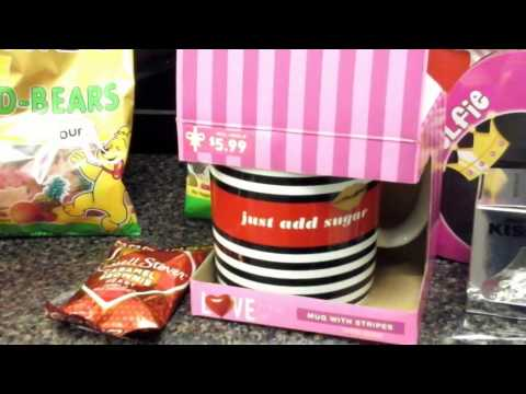 Couponing  rewards Valentines day on a budget Walgreens Haul 2/10/2017