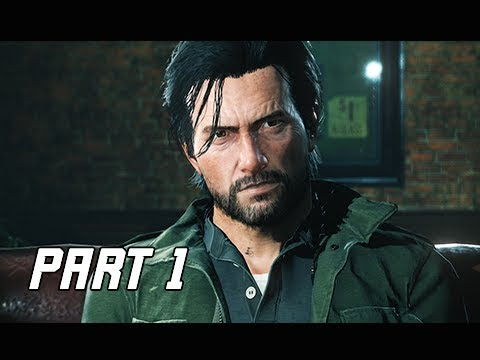 EVIL WITHIN 2 Walkthrough Part 1 - FIRST HOUR!!! (PC Ultra Let's Play Commentary)