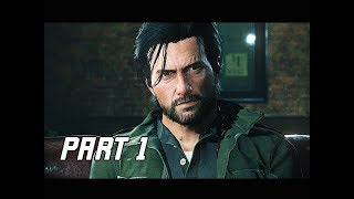 EVIL WITHIN 2 Walkthrough Part 1 - FIRST HOUR!!! (PC Ultra Let