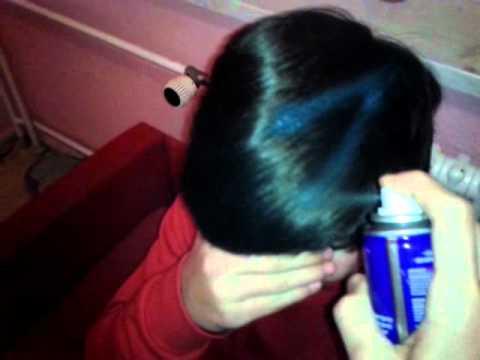 Strafe Blaue Haare Faerben Youtube