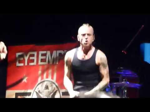 Eye Empire - Ignite (Moment of Impact) LIVE Corpus Christi, Tx. 8/27/13