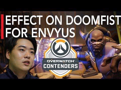 Team EnVyUs VS Immortals | Overwatch Contenders S1 Highlights Ft. EFFECT Doomfist