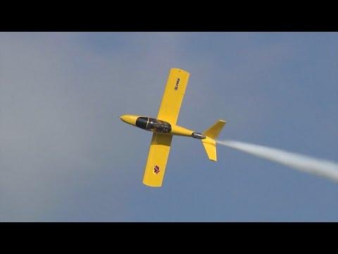 SubSonex at AirVenture 2016! -- Aero-TV Commercial