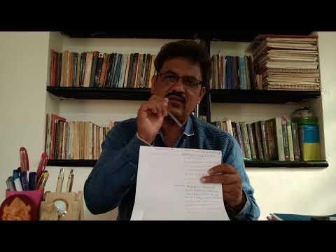 ಕನ್ನಡ ಸಿನೇಮಾಗೆ ಚಿತ್ರಕಥೆ ಬರೆಯುವ ಕ್ರಮ Kannada Film Script Writing Tutorial.PART.1